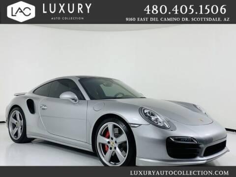2015 Porsche 911 for sale at Luxury Auto Collection in Scottsdale AZ