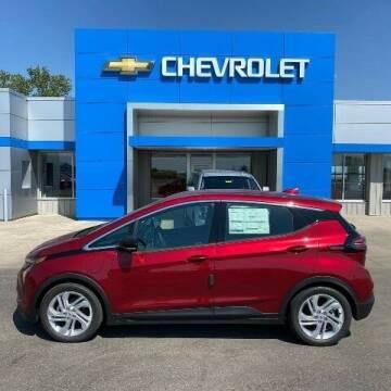 2022 Chevrolet Bolt EV for sale at Finley Motors in Finley ND