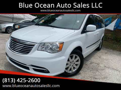 2015 Chrysler Town and Country for sale at Blue Ocean Auto Sales LLC in Tampa FL