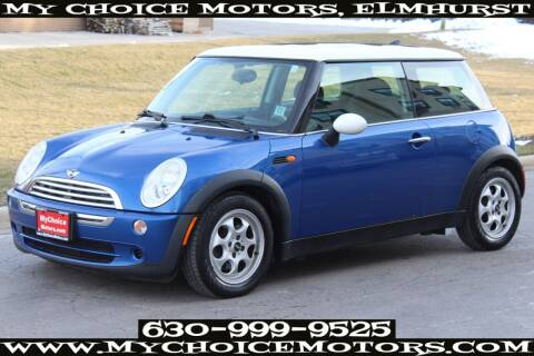 2005 MINI Cooper for sale at Your Choice Autos - My Choice Motors in Elmhurst IL