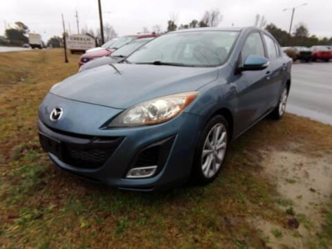 2010 Mazda MAZDA3 for sale at Creech Auto Sales in Garner NC