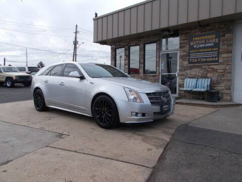 2010 Cadillac CTS for sale at Preferred Motor Cars of New Jersey in Keyport NJ