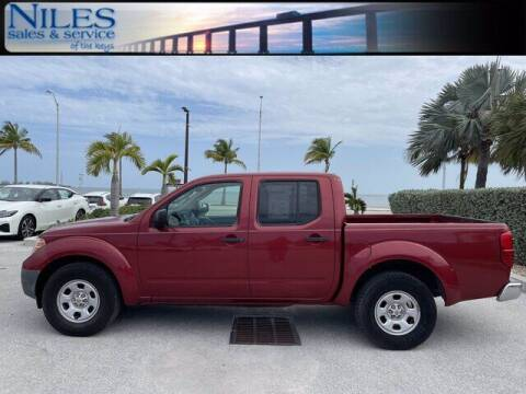 2011 Nissan Frontier for sale at Niles Sales and Service in Key West FL