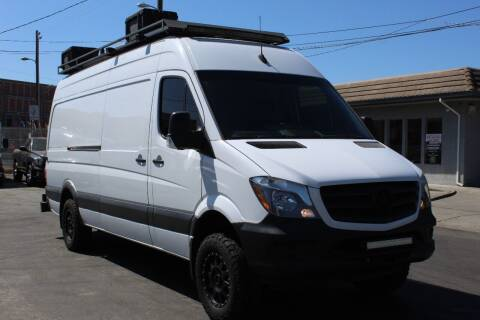 2018 Mercedes-Benz Sprinter Cargo for sale at CA Lease Returns in Livermore CA