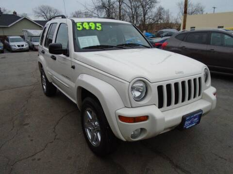2004 Jeep Liberty for sale at DISCOVER AUTO SALES in Racine WI