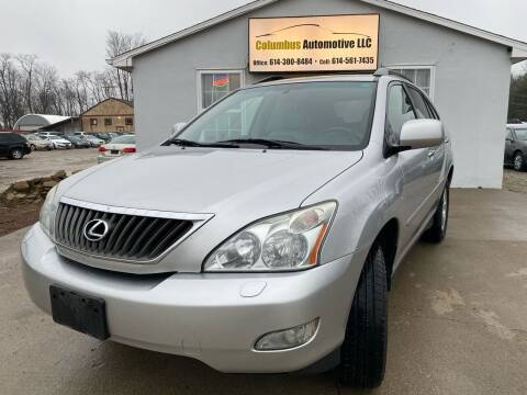 2009 Lexus RX 350 for sale at COLUMBUS AUTOMOTIVE in Reynoldsburg OH