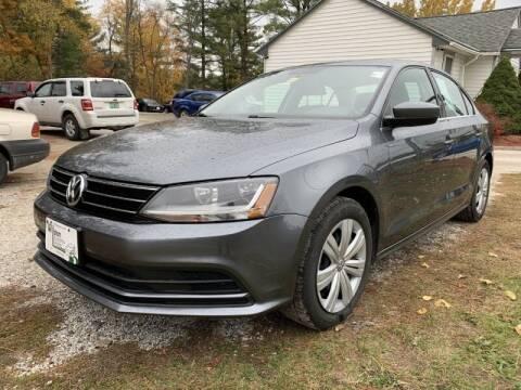 2017 Volkswagen Jetta for sale at Williston Economy Motors in Williston VT