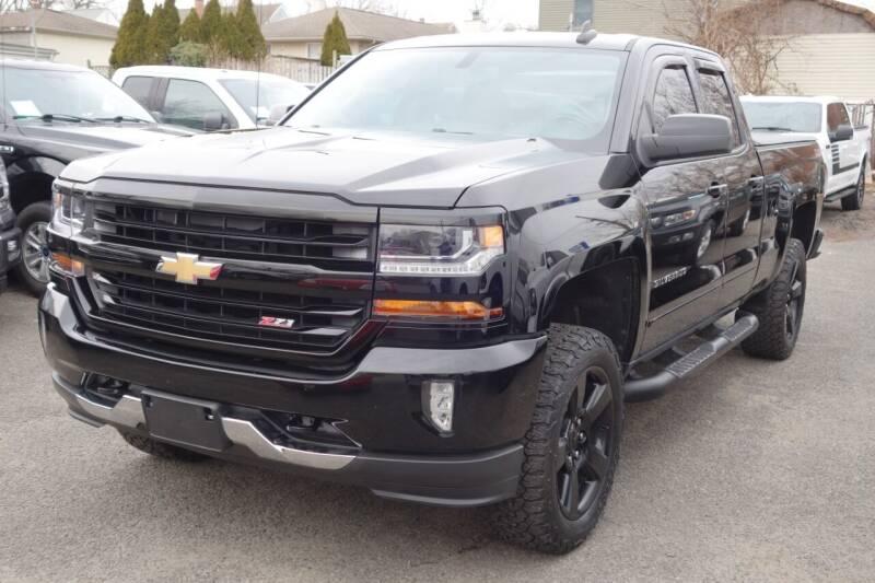 2016 Chevrolet Silverado 1500 for sale at Olger Motors, Inc. in Woodbridge NJ