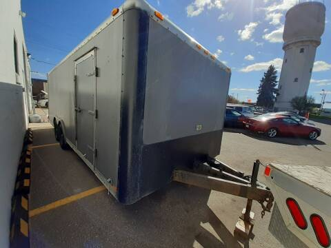 2005 FORREST ENCLOSED20'TRAILER for sale at Tower Motors in Brainerd MN