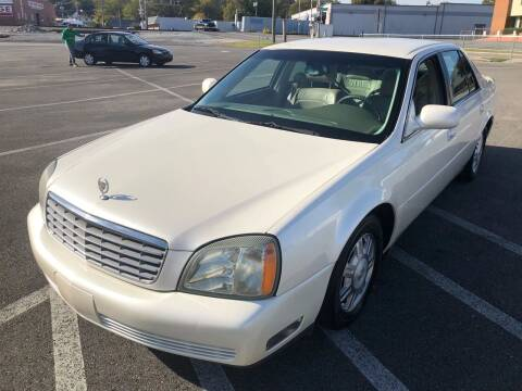 2003 Cadillac DeVille for sale at Diana Rico LLC in Dalton GA