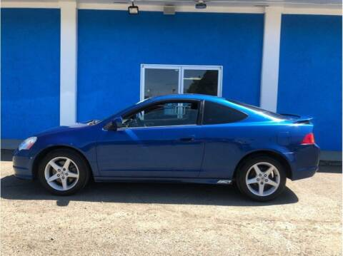 2004 Acura RSX for sale at Khodas Cars in Gilroy CA