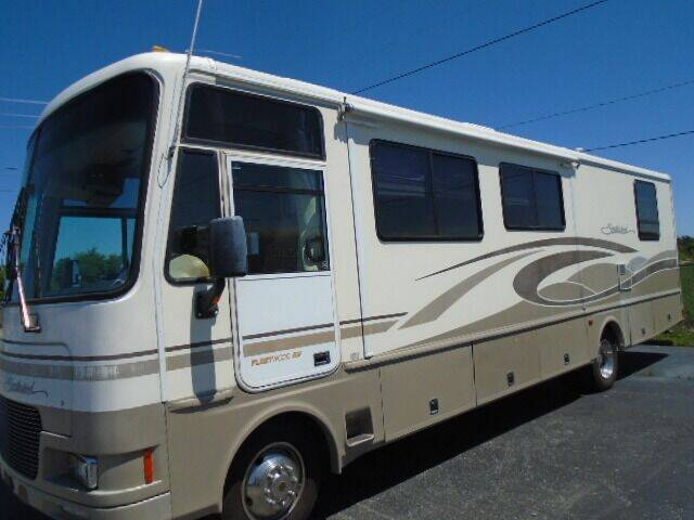 2001 Fleetwood Southwind for sale at Lee RV Center in Monticello KY