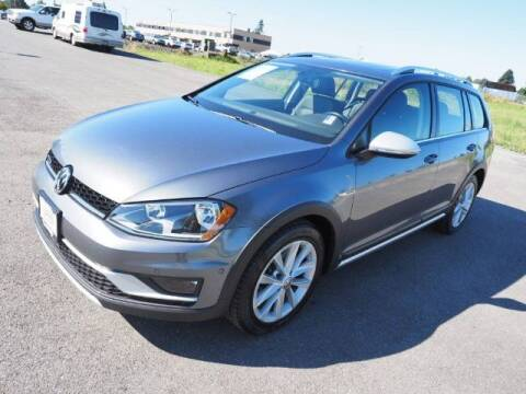 2017 Volkswagen Golf Alltrack for sale at Karmart in Burlington WA