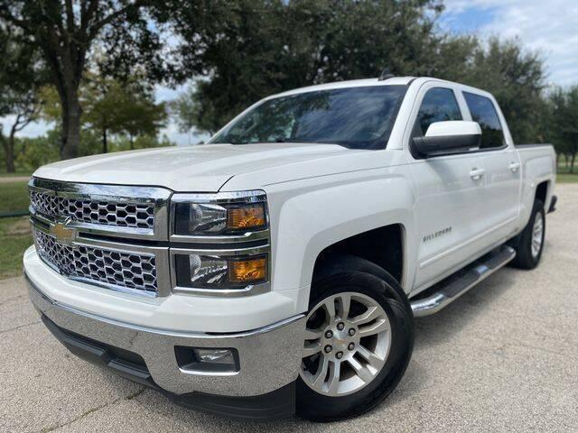 2015 Chevrolet Silverado 1500 for sale at Prestige Motor Cars in Houston TX