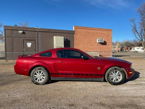 2009 Ford Mustang for sale at Chubbuck Motor Co in Ordway CO