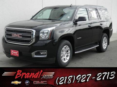 2017 GMC Yukon for sale at Brandl GM in Aitkin MN
