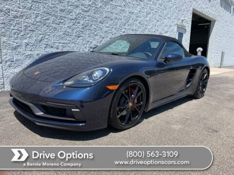2019 Porsche 718 Boxster for sale at Drive Options in North Olmsted OH