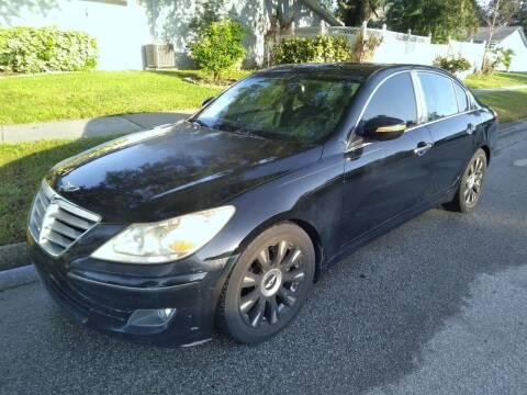 2010 Hyundai Genesis for sale at Low Price Auto Sales LLC in Palm Harbor FL