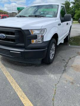 2017 Ford F-150 for sale at BRYANT AUTO SALES in Bryant AR