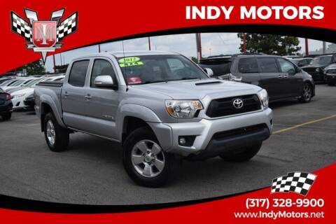 2012 Toyota Tacoma for sale at Indy Motors Inc in Indianapolis IN