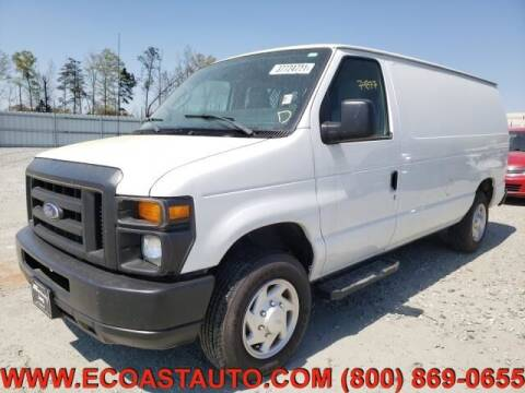 2012 Ford E-Series Cargo for sale at East Coast Auto Source Inc. in Bedford VA