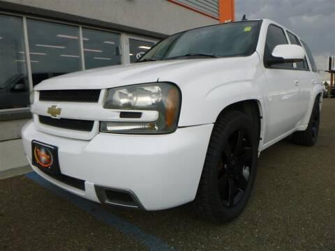2006 Chevrolet TrailBlazer for sale at Torgerson Auto Center in Bismarck ND