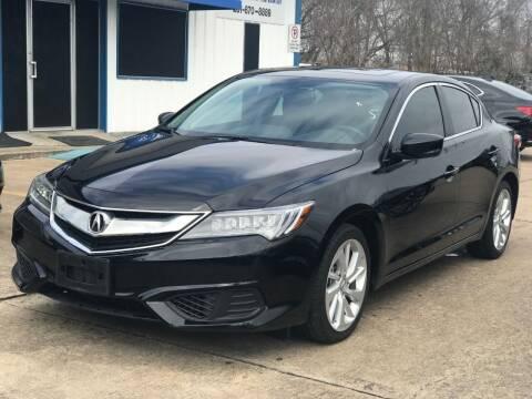 2018 Acura ILX for sale at Discount Auto Company in Houston TX
