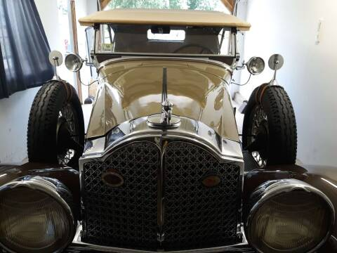 1932 Packard Phaeton for sale at CARuso Classic Cars in Tampa FL