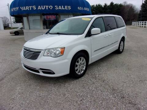 2014 Chrysler Town and Country for sale at Marty Hart's Auto Sales in Sturgis MI