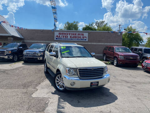 2007 Chrysler Aspen for sale at Brothers Auto Group in Youngstown OH