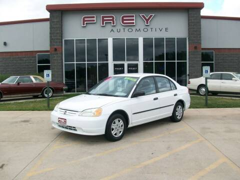 2003 Honda Civic for sale at Frey Automotive in Muskego WI
