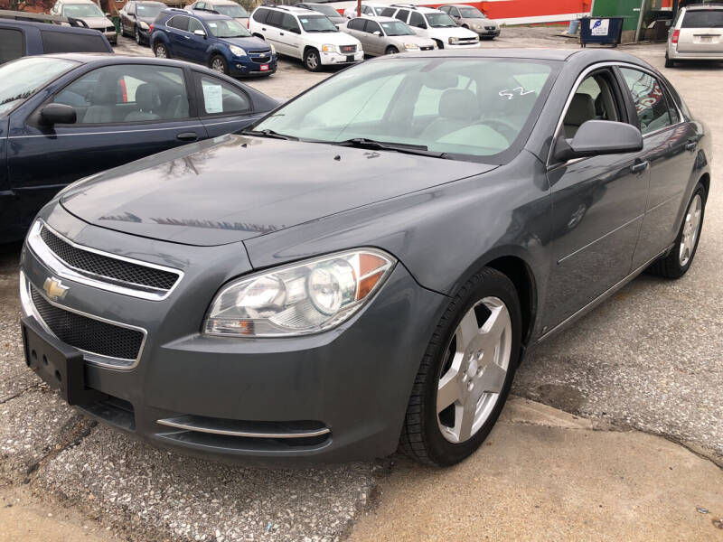 2009 Chevrolet Malibu for sale at Sonny Gerber Auto Sales 4519 Cuming St. in Omaha NE