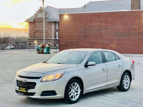 2014 Chevrolet Malibu for sale at ARCH AUTO SALES in St. Louis MO