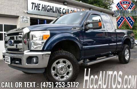2016 Ford F-350 Super Duty for sale at The Highline Car Connection in Waterbury CT