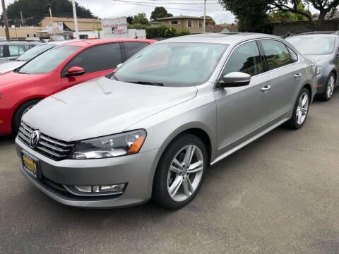 2013 Volkswagen Passat for sale at EKE Motorsports Inc. in El Cerrito CA