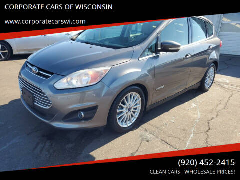 2014 Ford C-MAX Hybrid for sale at CORPORATE CARS OF WISCONSIN in Sheboygan WI