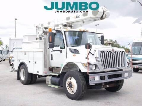 2008 International WorkStar 7300 for sale at JumboAutoGroup.com - Jumboauto.com in Hollywood FL