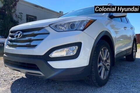 2014 Hyundai Santa Fe Sport for sale at Colonial Hyundai in Downingtown PA