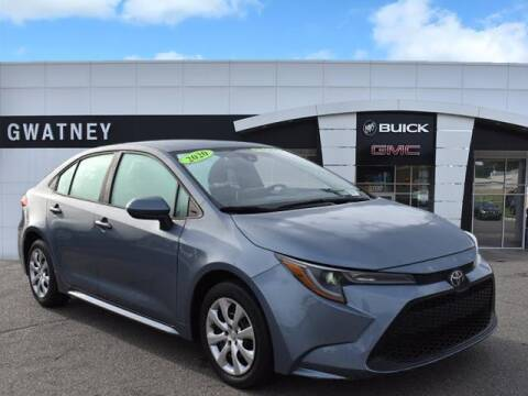 2020 Toyota Corolla for sale at DeAndre Sells Cars in North Little Rock AR