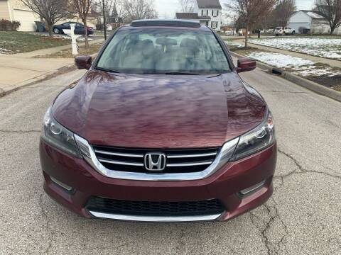 2013 Honda Accord for sale at Via Roma Auto Sales in Columbus OH