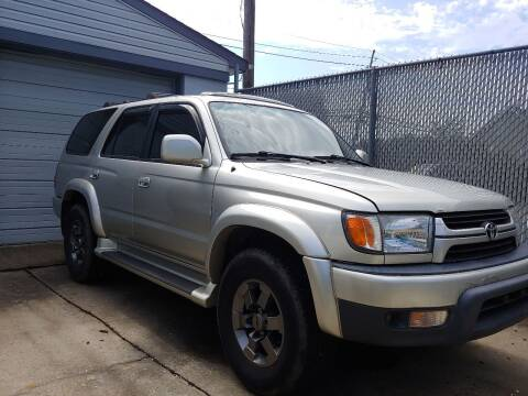 2002 Toyota 4Runner for sale at Motor Pool Operations in Hainesport NJ