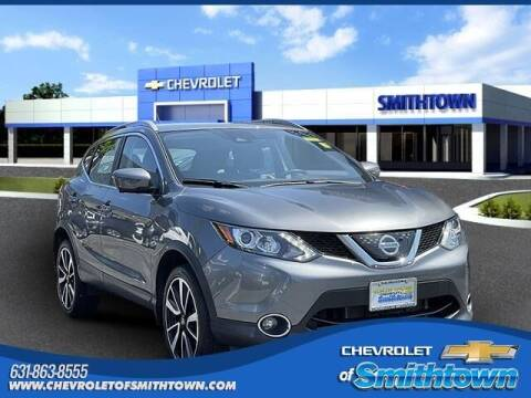 2018 Nissan Rogue Sport for sale at CHEVROLET OF SMITHTOWN in Saint James NY