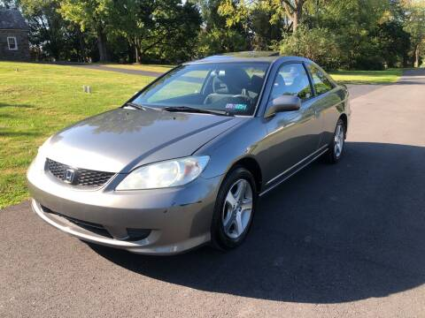 2005 Honda Civic for sale at ARS Affordable Auto in Norristown PA