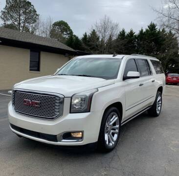 2015 GMC Yukon XL for sale at AH Ride & Pride Auto Group in Akron OH