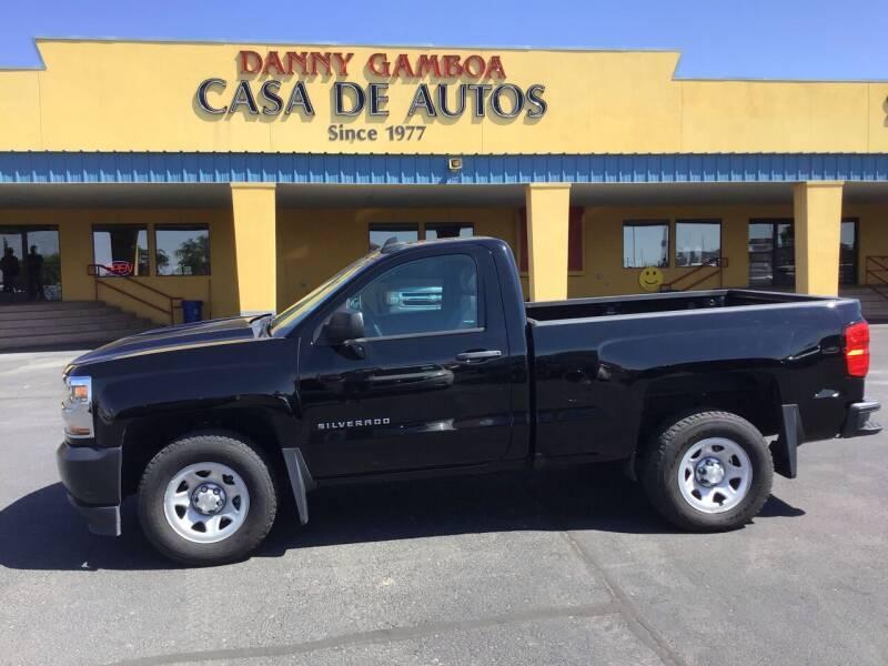 2018 Chevrolet Silverado 1500 for sale in Las Cruces, NM