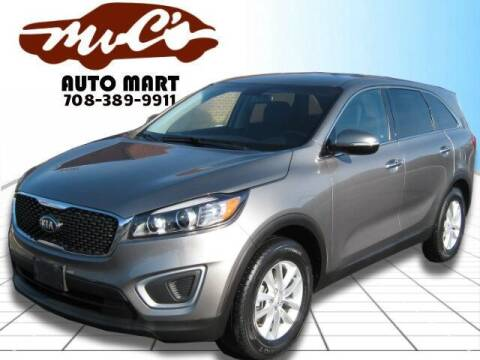 2017 Kia Sorento for sale at Mr.C's AutoMart in Midlothian IL