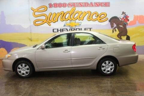 2004 Toyota Camry for sale at Sundance Chevrolet in Grand Ledge MI