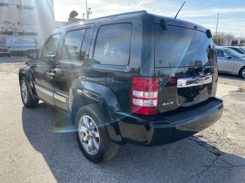 2012 Jeep Liberty for sale at Philadelphia Public Auto Auction in Philadelphia PA