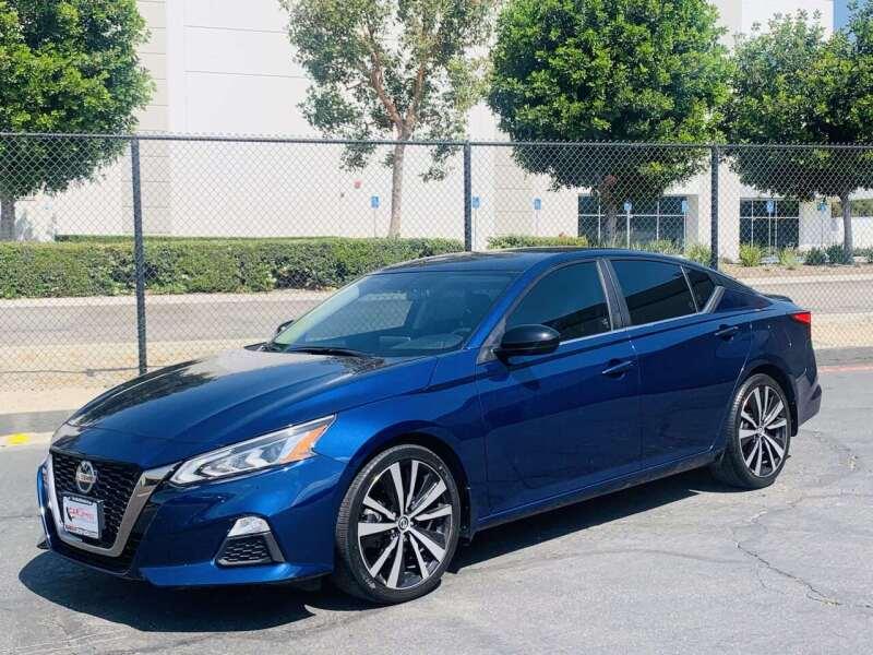 2019 Nissan Altima for sale at CARLIFORNIA AUTO WHOLESALE in San Bernardino CA