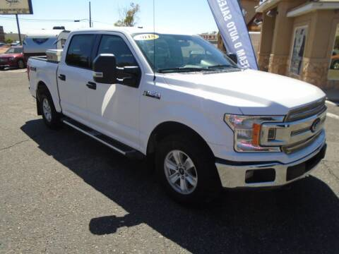 2018 Ford F-150 for sale at Team D Auto Sales in Saint George UT